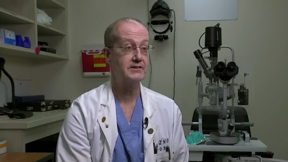 Dr. Kelly Mitchell, an Ophthalmologist and Texas Tech Physician