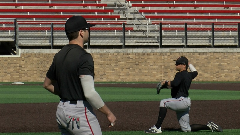 Texas Tech Baseball will host its first home game of the season next week, and, they are hoping...