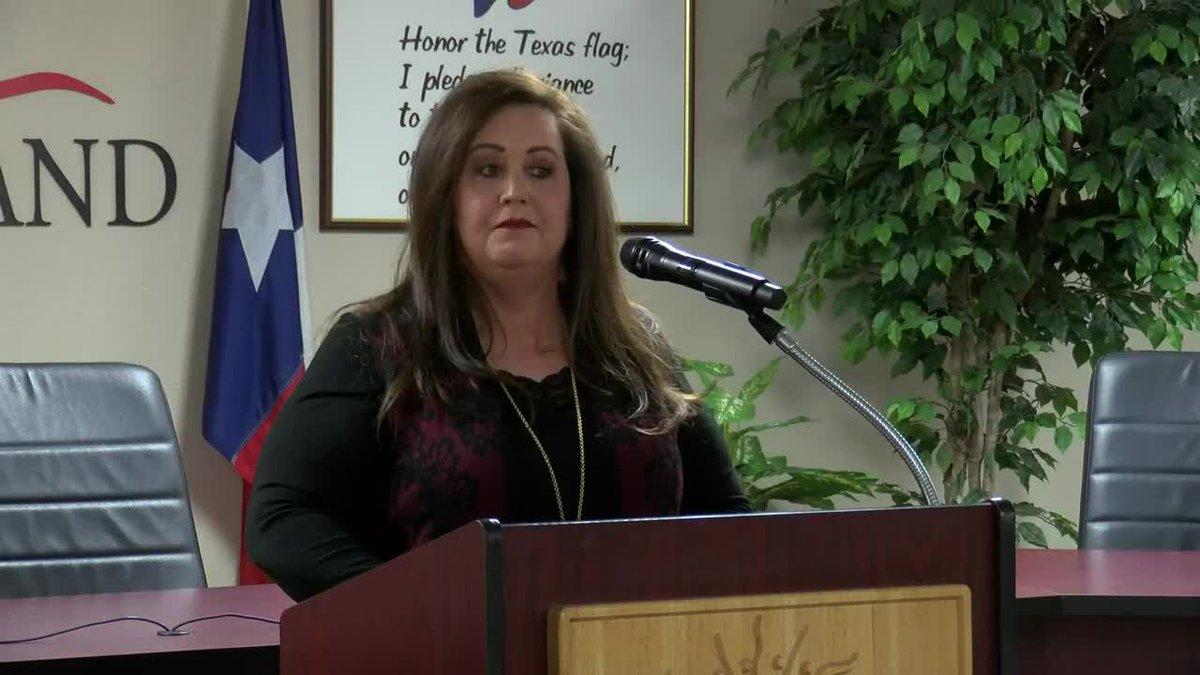 Hockley County Judge Sharla Baldridge
