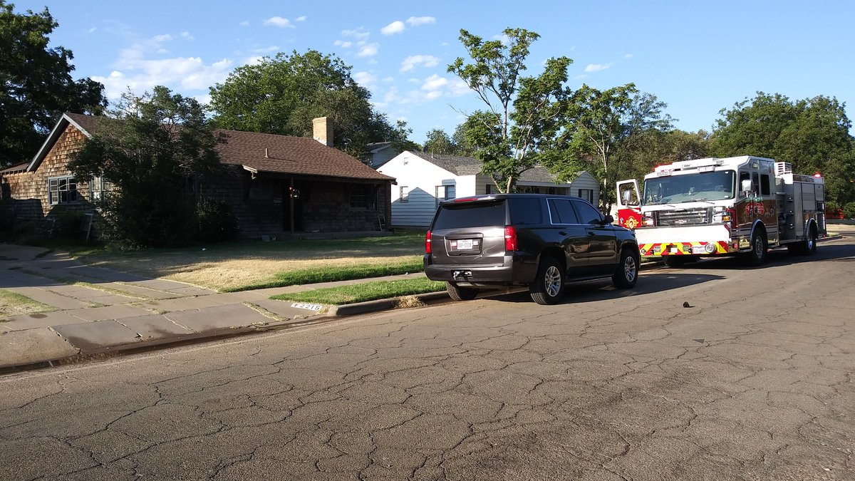 Fire Marshal investigating house fire in the 2200 block of 31st Street