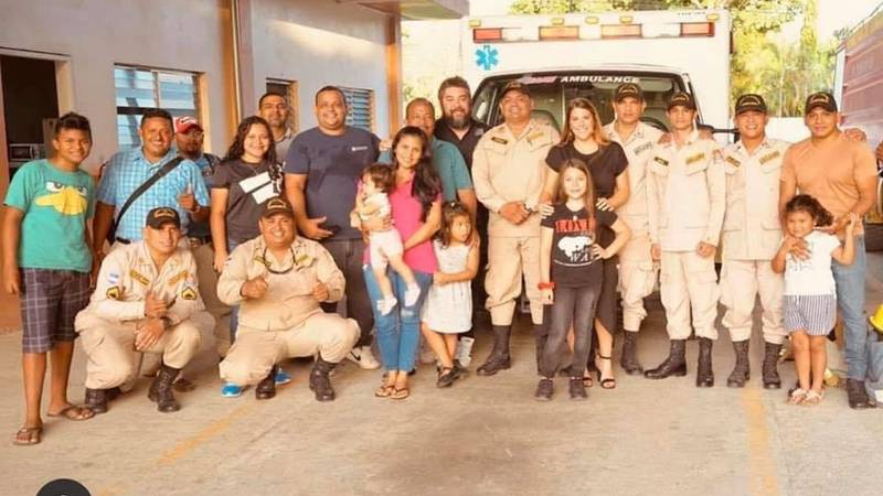 The Mendoza family is working to help communities in Honduras directly impacted by the pandemic...