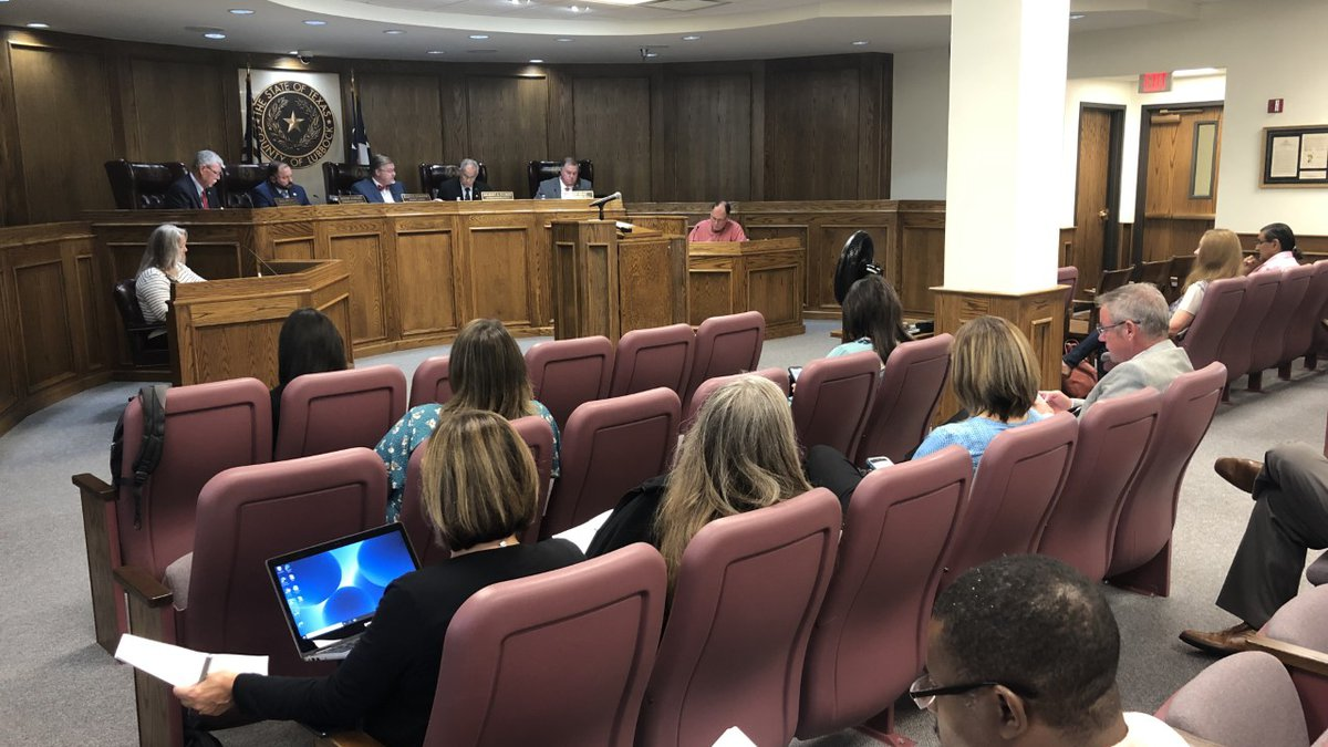 The Lubbock County Commissioners Court met for their regularly scheduled meeting on Sept. 23.