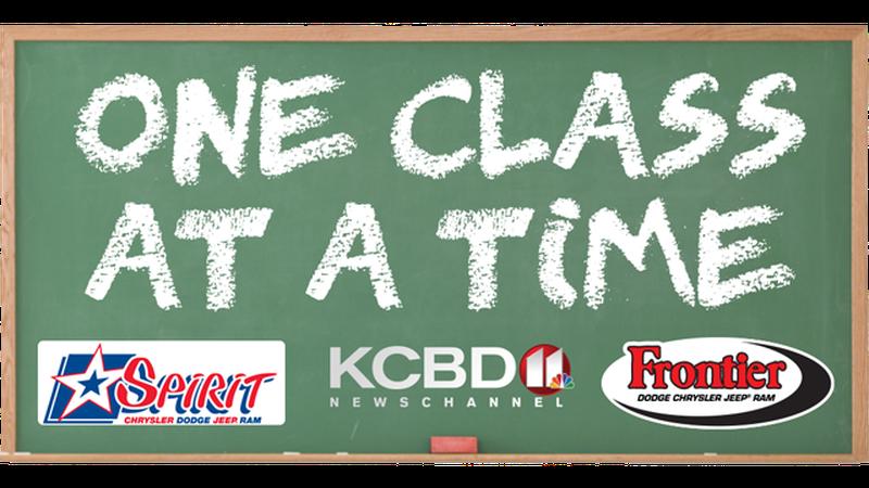KCBD One Class At A Time