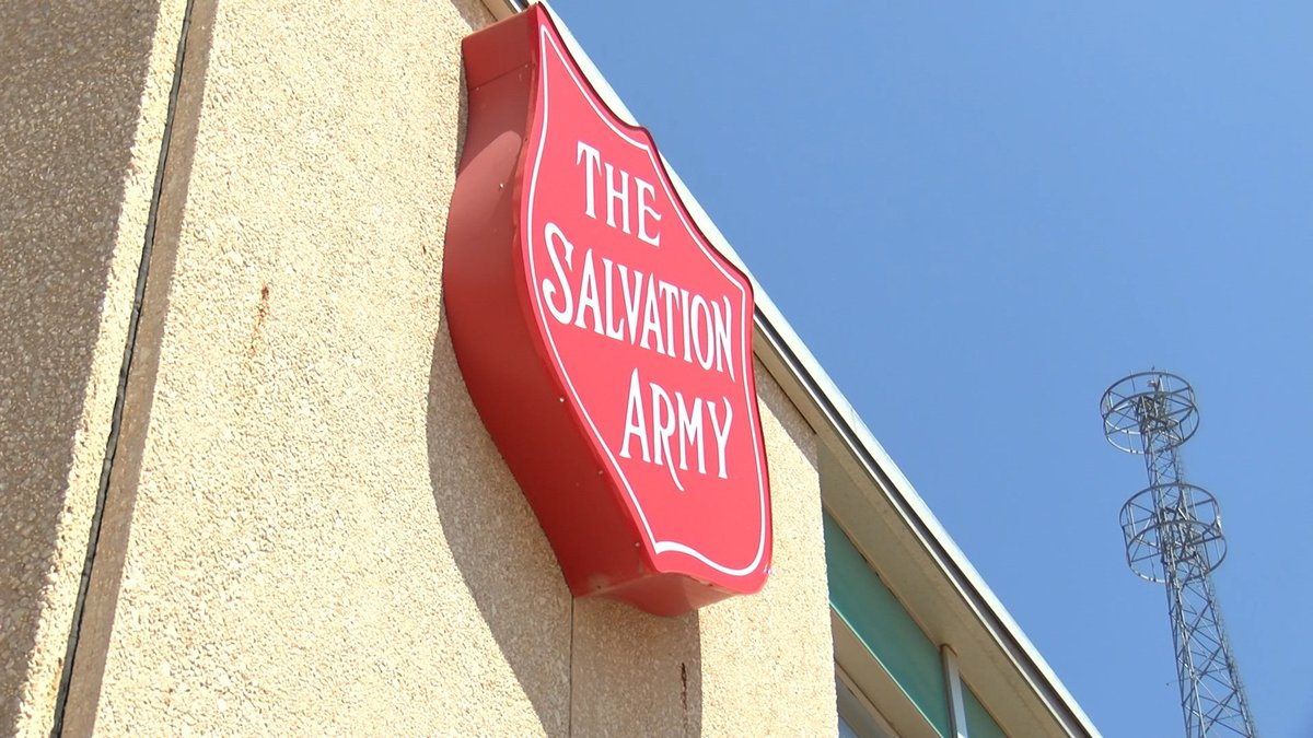 Salvation Army Empowerment Center in Lubbock, TX (Source: KCBD Video)