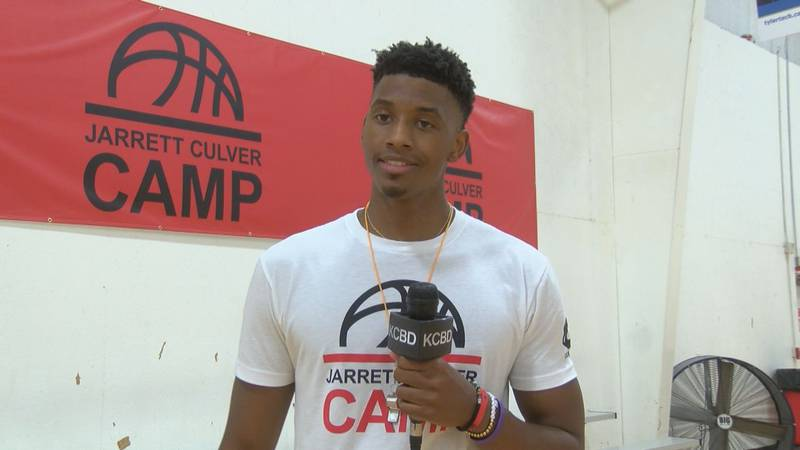 Now in the NBA with the Minnesota Timberwolves, Jarrett Culver is holding a three-day sold-out...