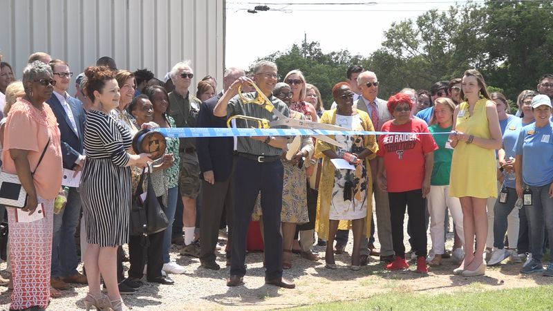 This new building will allow them to consolidate all of their community outreach resources onto...