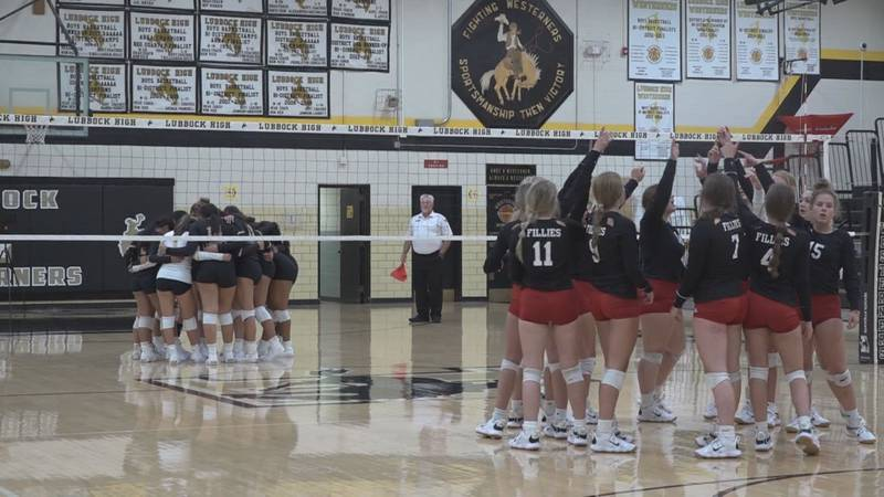 High School Volleyball starts the season