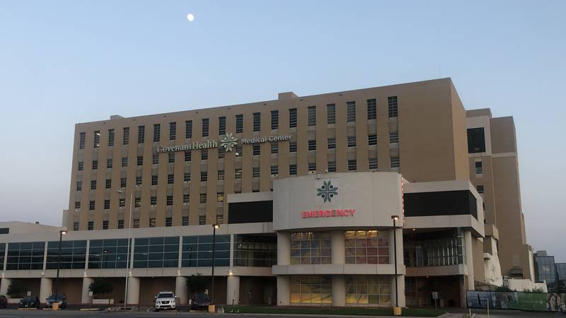 Local hospitals are requesting out-of-state help, following Governor Abbott's direction