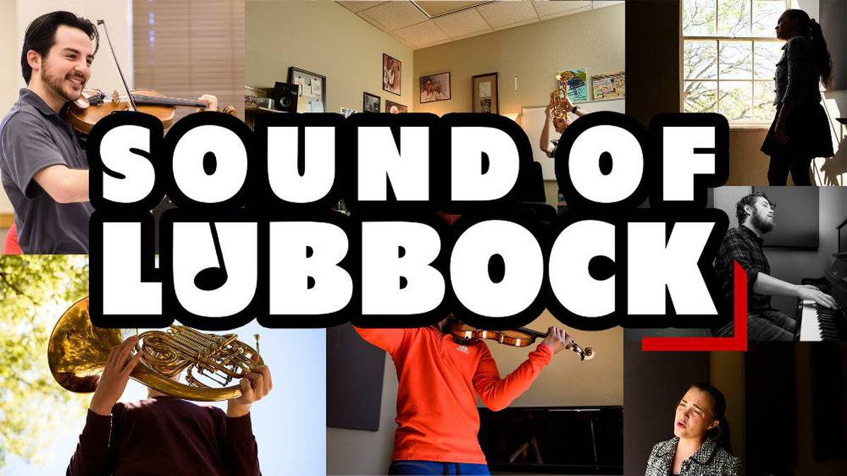 Musicians are encouraged to join in during the Sound of Lubbock at 5:30 p.m. May 7.