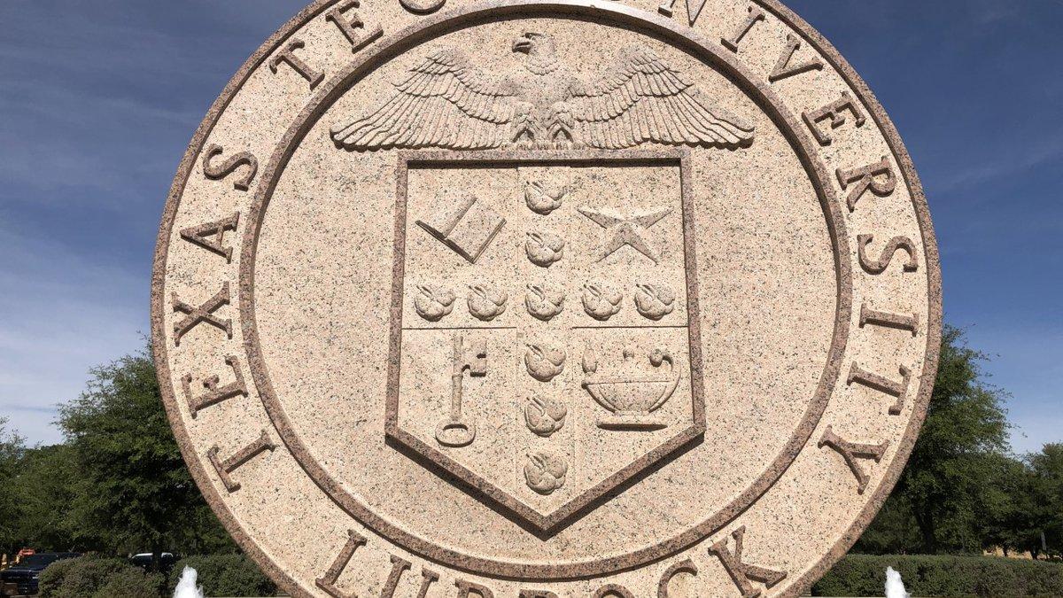 Texas Tech University Seal.