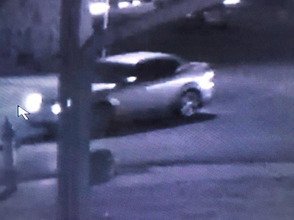 Suspect vehicle (Source: Arnold)