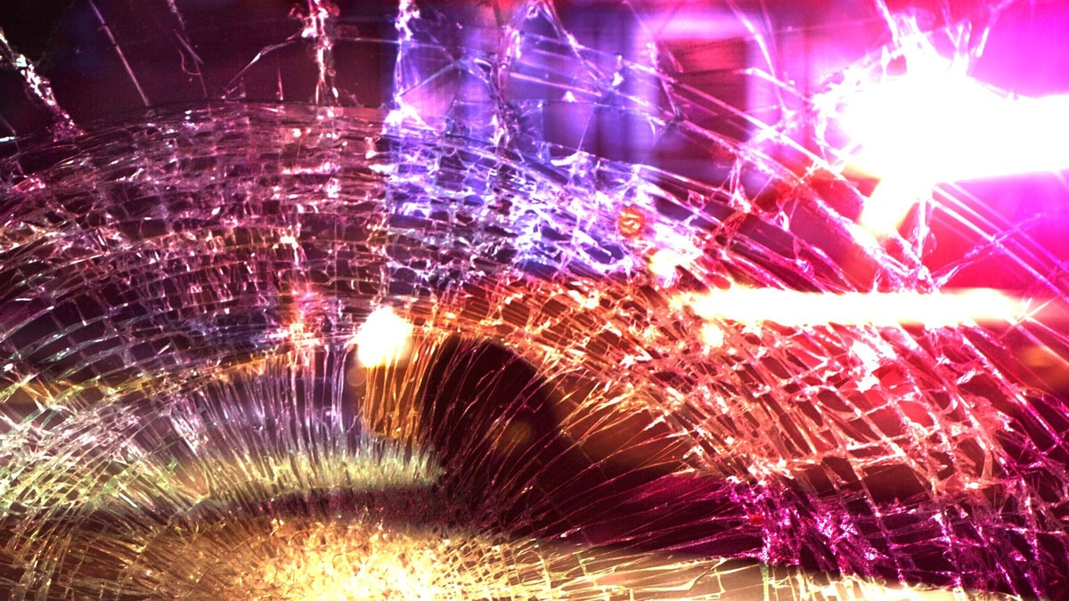 4 injured following chase, wreck on Bessemer Road.