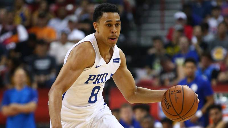Zhaire Smith paces 76ers' in scoring (NBC Sports)