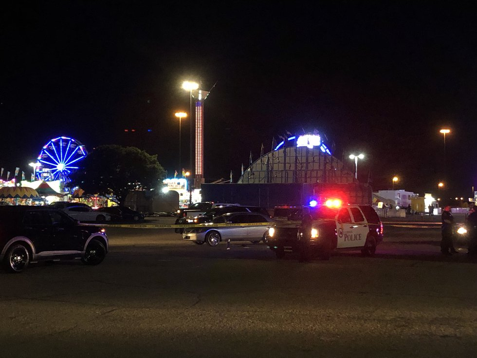 One person has serious injuries after shots were fired at the South Plains Mall parking lot on...