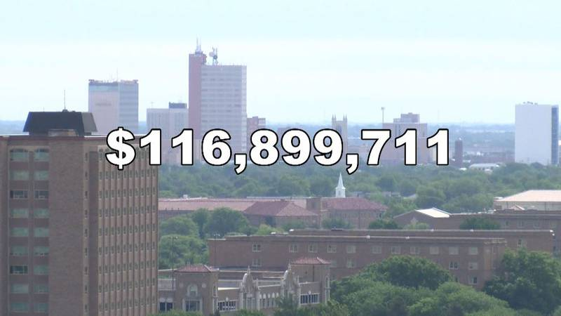 Lubbock County and the City of Lubbock have been allocated nearly $117 million in Coronavirus...