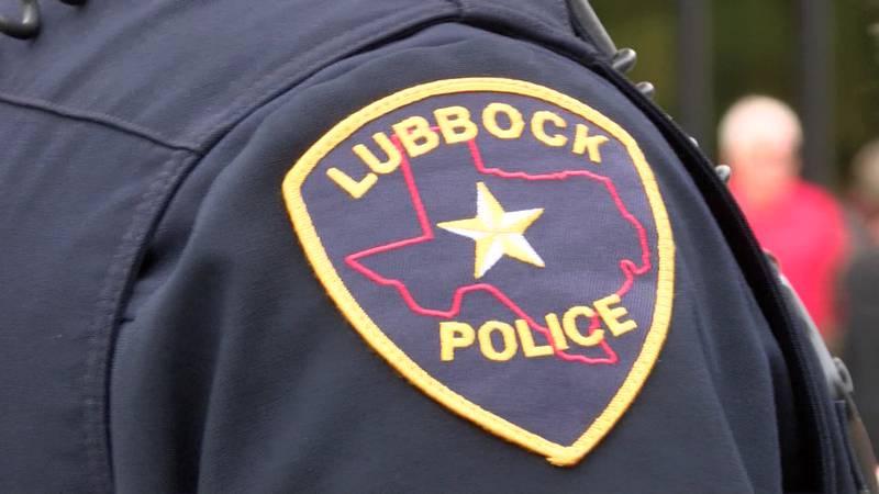 Lubbock police shoulder patch (Source: KCBD Video)