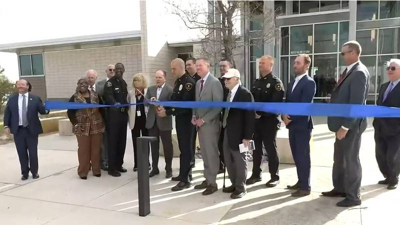 South Substation brings police presence to growing part of Lubbock