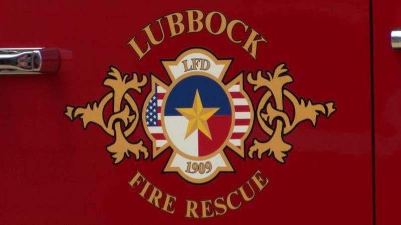 Lubbock Fire Rescue Logo (Source: KCBD Video)