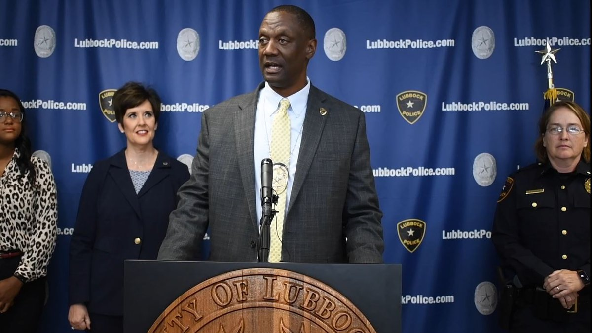 Lubbock Police Department discusses the expansion of the Crisis Intervention Team with the...