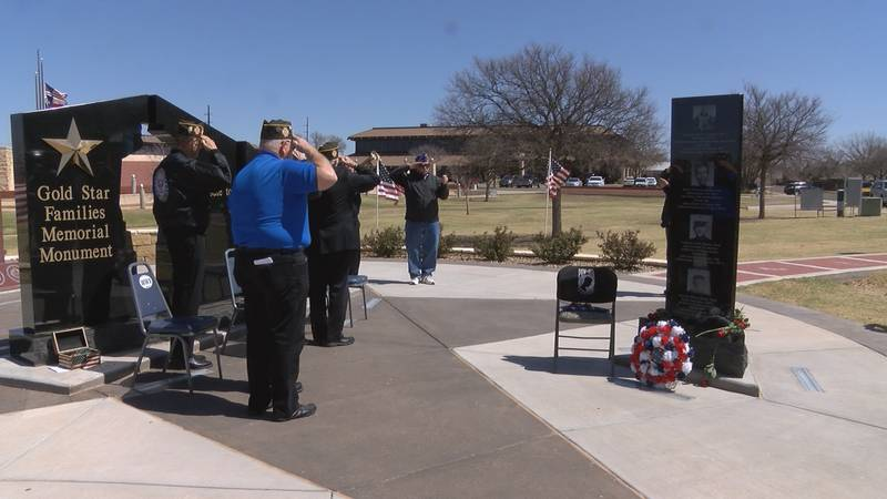 Lubbock Area Veterans War Memorial