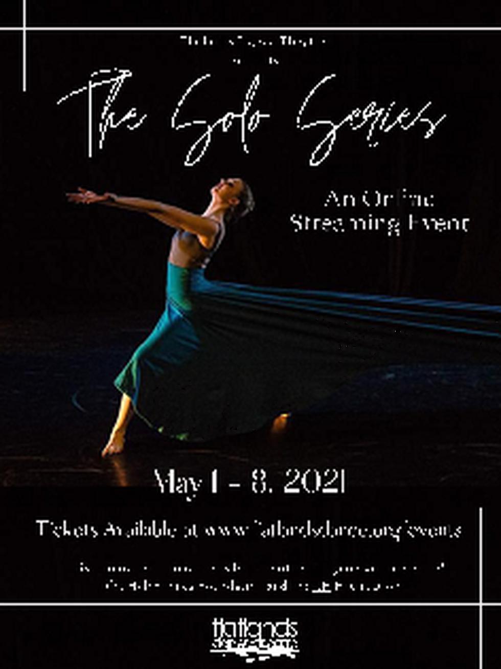 Flatlands Dance Theatre's 11th season finale, The Solo Series, invites audiences to experience...
