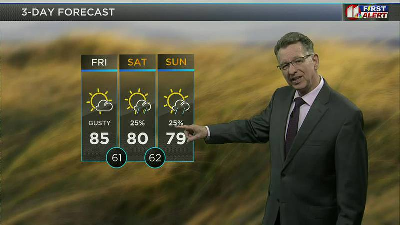 KCBD Daybreak Today - Weather, 5 a.m., May 21