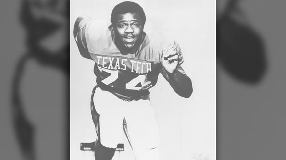 Ecomet Burley Jr. a former football standpoint for Lufkin High School and Texas tech, died...