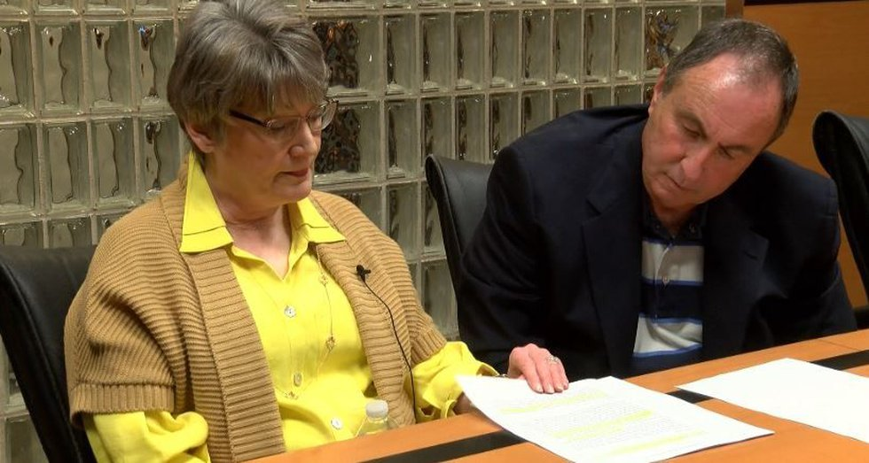 June and Danny Koch publish son's diary about drug addiction (Source: KCBD)