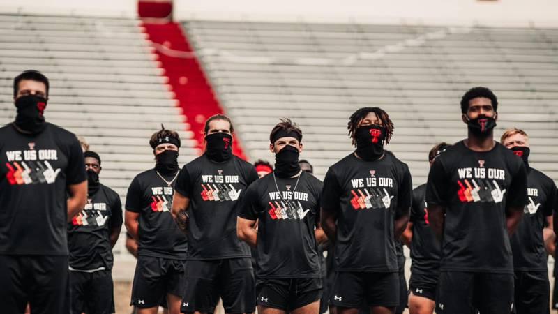 'We Us Our' Texas Tech Football