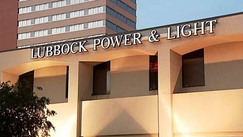 Lubbock Power & Light building (Source: KCBD Photo)