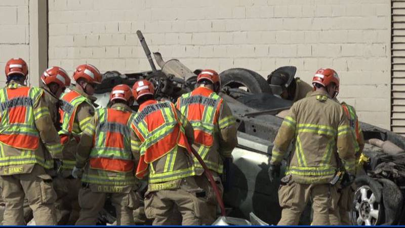 Crash on 28th and I-27 on July 31, 2021 leaves one dead and another seriously injured.