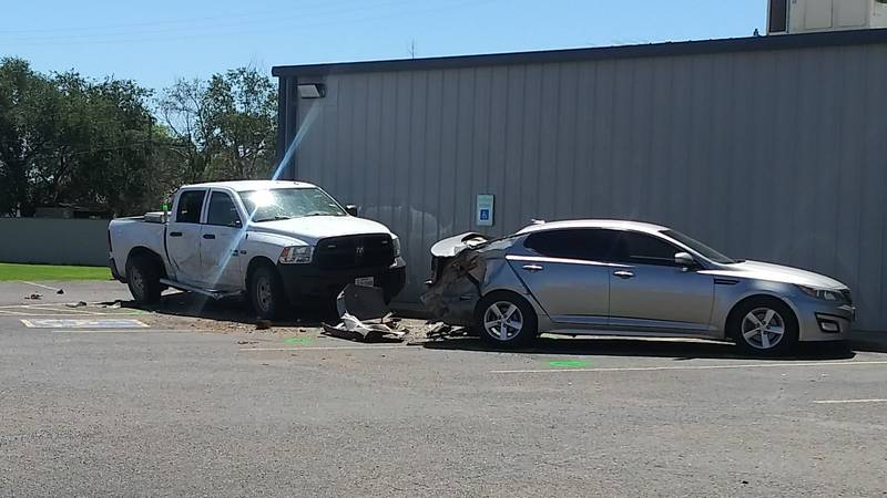 A pedestrian was hospitalized and later died in Lubbock after a crash in Levelland on Aug. 25,...