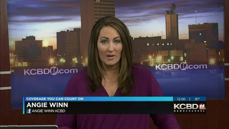 KCBD News at Noon