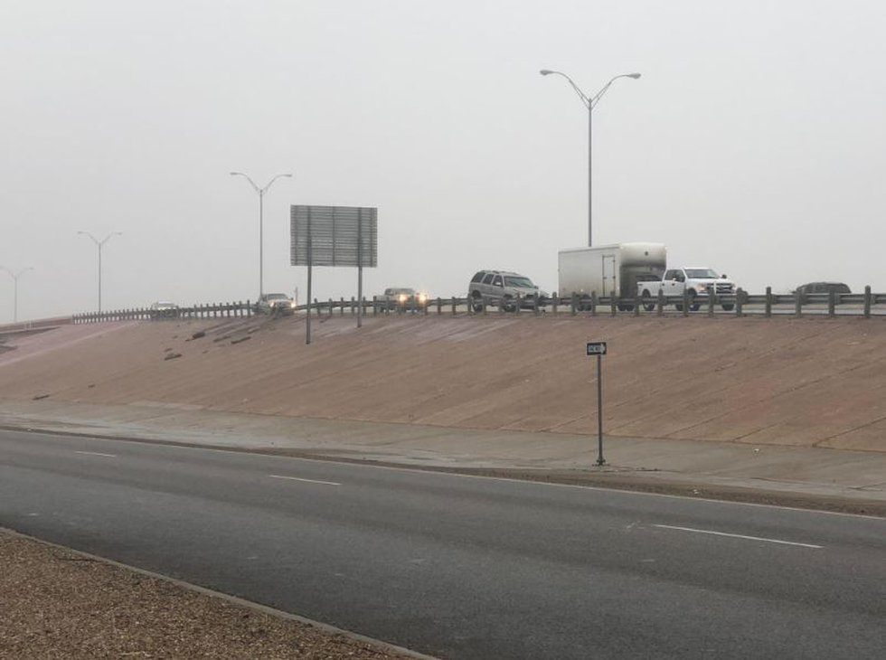 Icy conditions in Lubbock create slick roads. Multiple wrecks reported Wednesday morning.