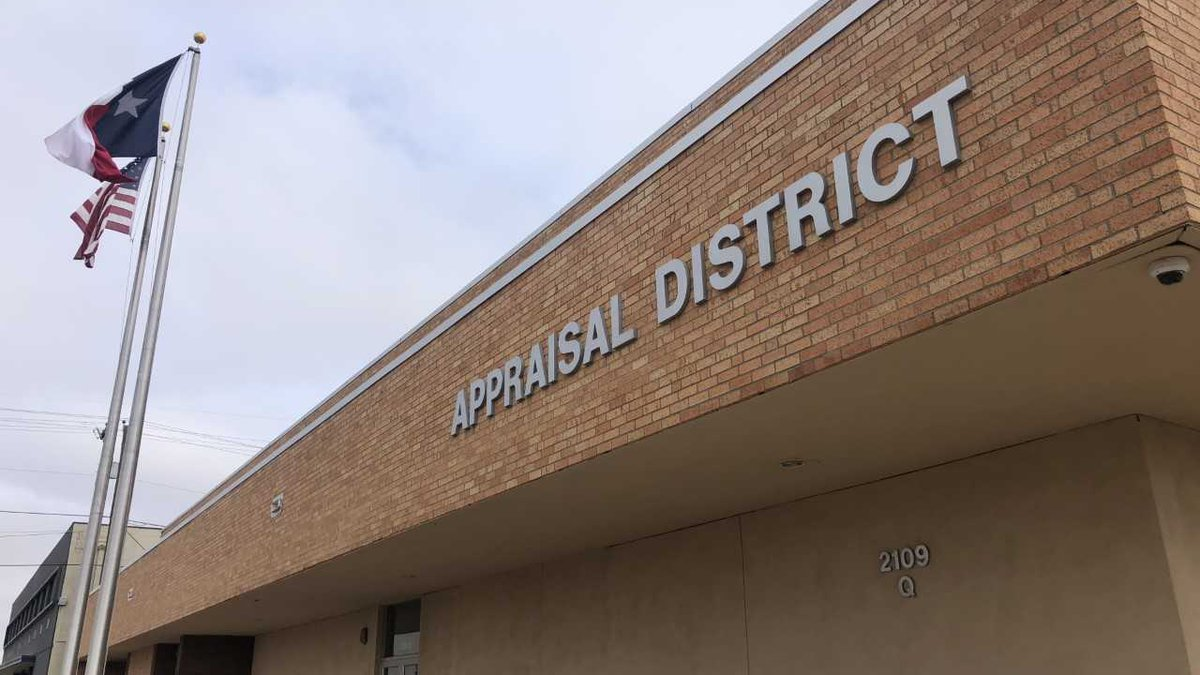 Lubbock County appraisal district inadvertently re-runs $16 million worth tax checks, working...