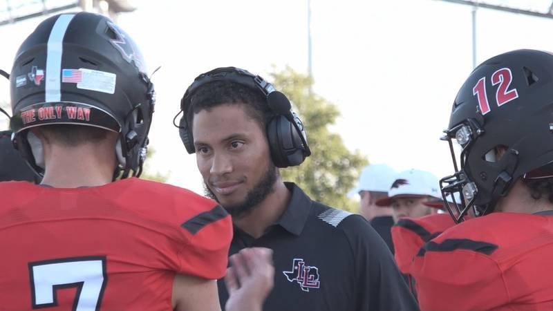 Former Red Raider, Lyle Leong's head coaching debut at Levelland ended in a two-point...