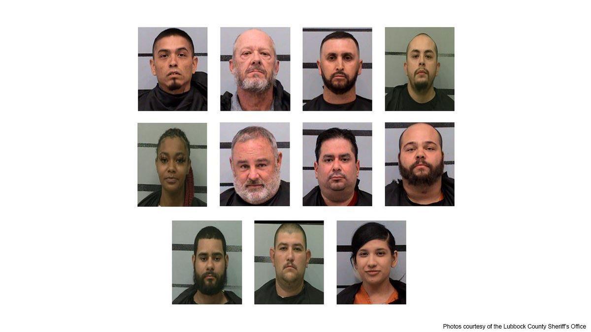 Eleven Arrests Made in Prostitution Operation