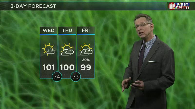 KCBD Daybreak Today - Weather, 5 a.m., June 23