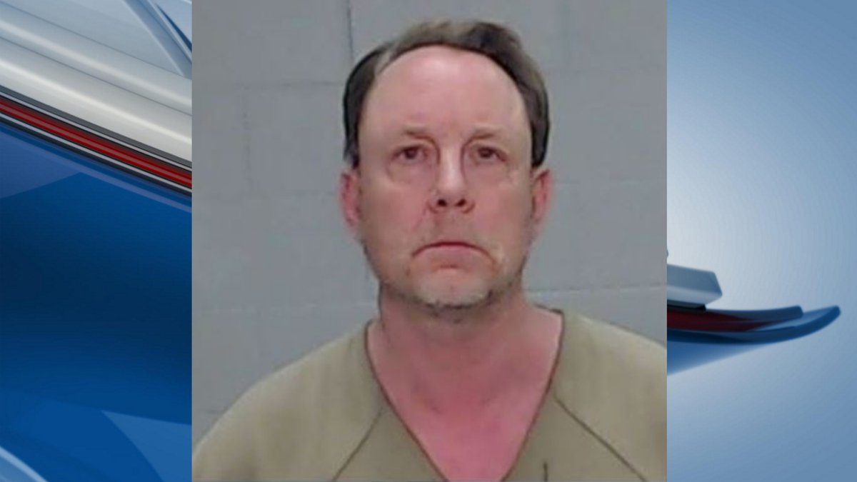 William Goble Jr. (Mugshot: Ector County Jail)