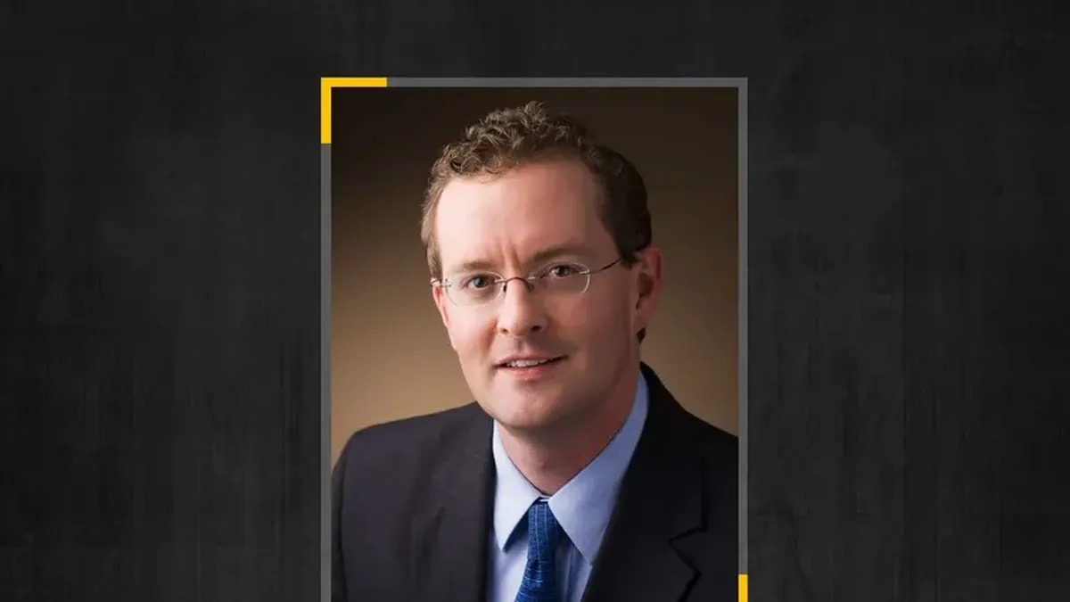 Blake Brickman was the deputy attorney general for policy and strategy.
