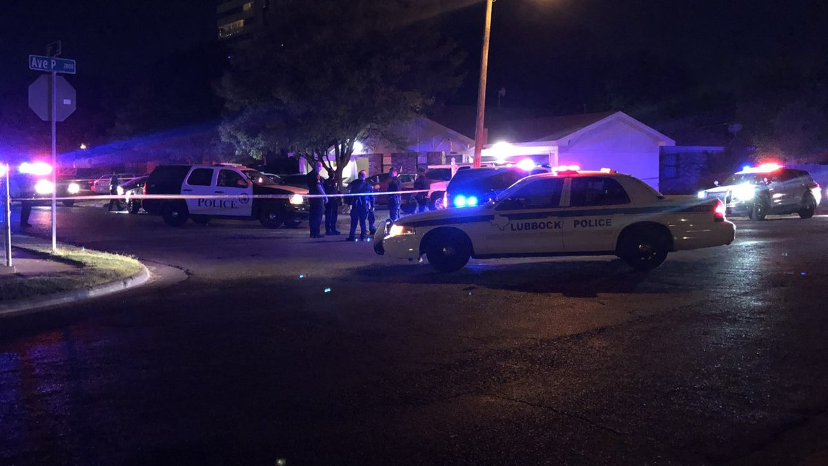 1 person is dead, another injured after a drive-by shooting in Central Lubbock early Wednesday...