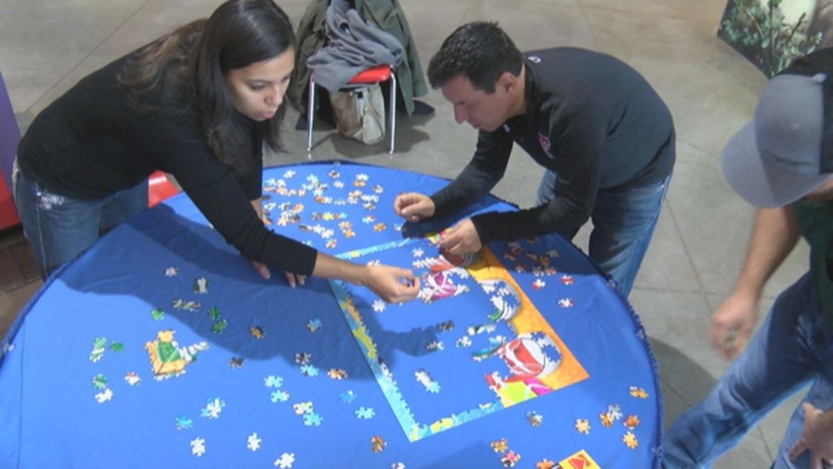 I Beat Pete: Jigsaw Puzzle Jamboree