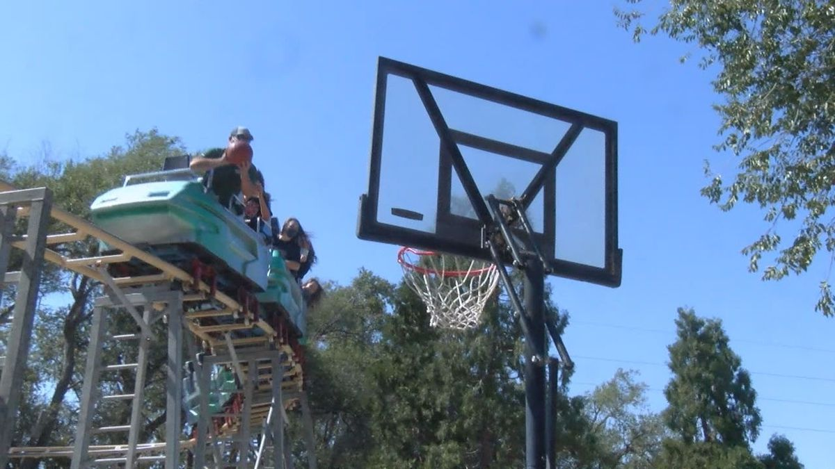 Rollercoaster Basketball