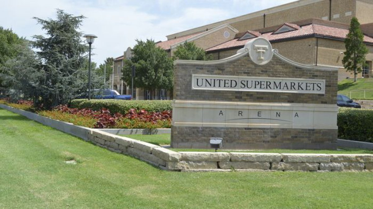 United Supermarkets Arena (Source: Texas Tech)