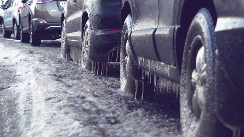 Metro Public Works officials are encouraging drivers to stay off the road if possible and keep...