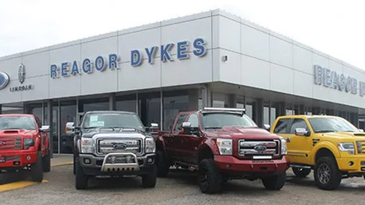Reagor-Dykes Ford Plainview