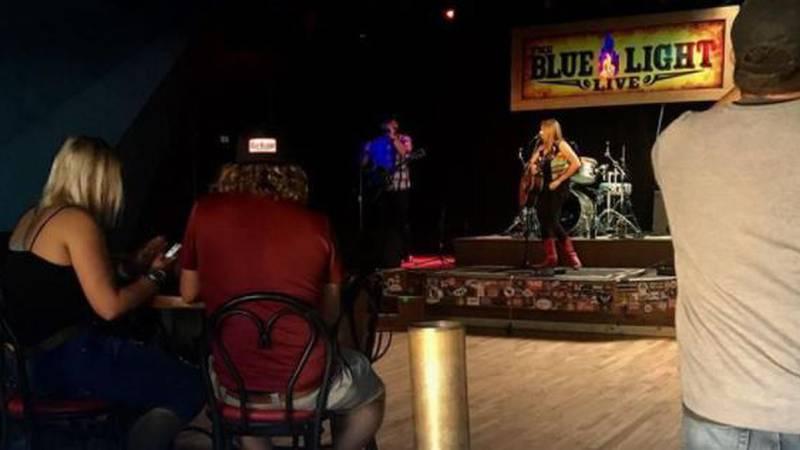 The Blue Light Live (Lubbock)