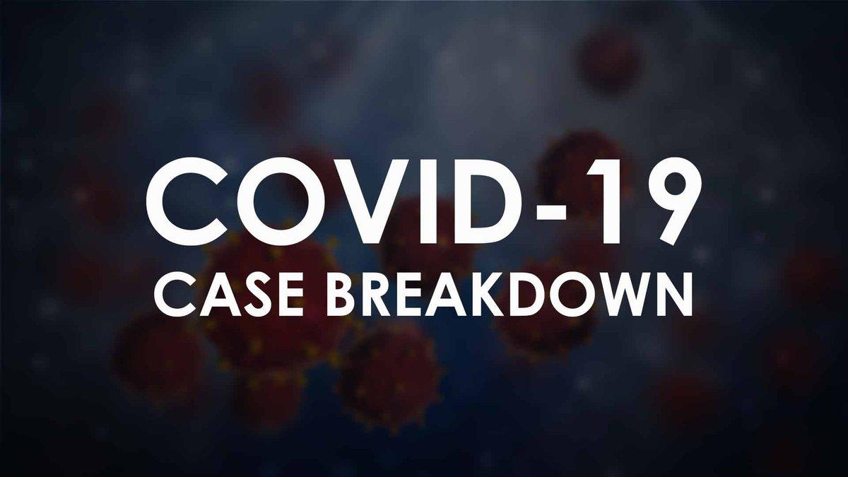 COVID-19 CASE BREAKDOWN