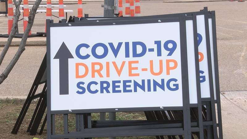 COVID-19 testing in Lubbock