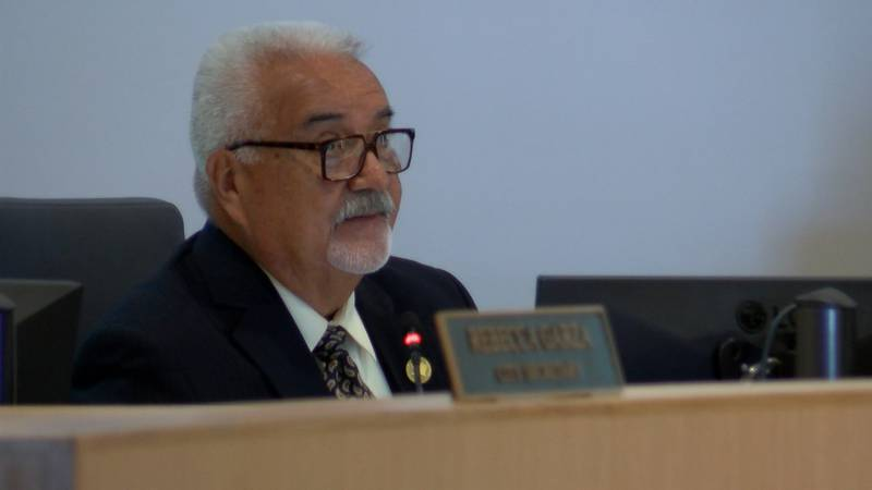 Lubbock City Councilman Juan Chadis